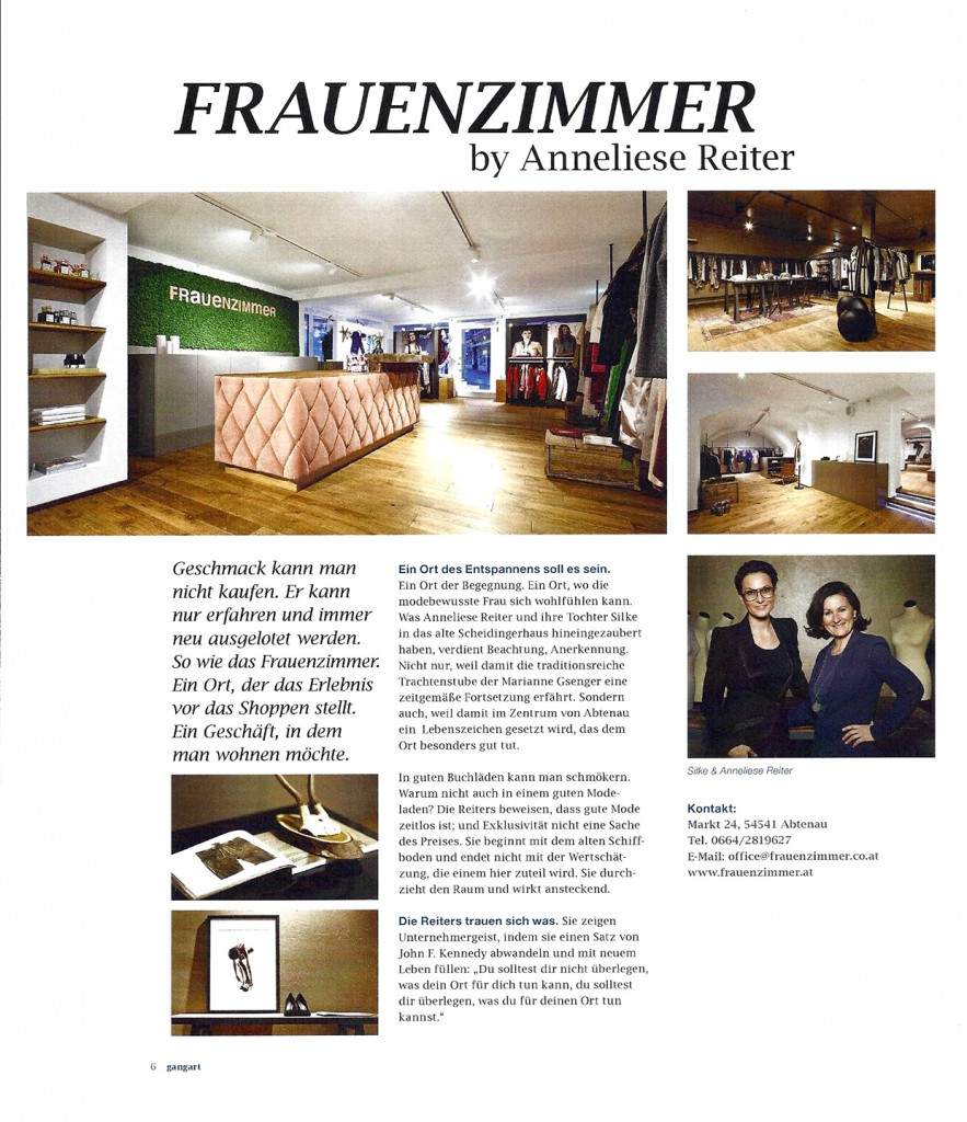 Frauenzimmer-GANGART-04-2014